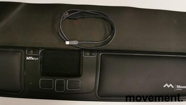 Ergonomisk mus: Mousetrapper Prime USB, Black, pent brukt bilde 2