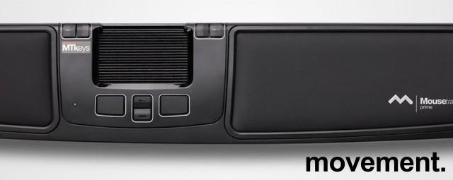 Ergonomisk mus: Mousetrapper Prime USB, Black, pent brukt bilde 1