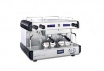 Espressomaskin fra Conti, modell CC100, 2gruppers, 1fas strøm 16A 230V, pent brukt