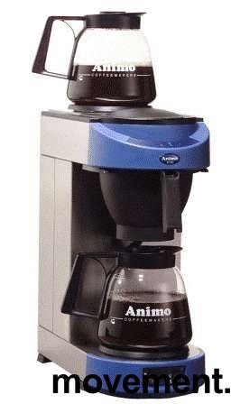 Animo M100 kaffetrakter for proff-bruk, manuell vannpåfylling, vanlig 1fas stikkontakt, brukt bilde 1