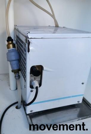 Vanndispenser for montering i benkeplate med avløp, med kjøleaggregat, pent brukt bilde 5