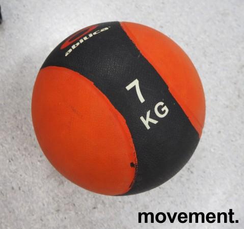 Abilica medisinball 7kg, pent brukt