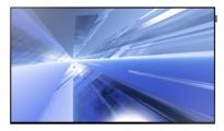 Samsung ED55D signage-panel, 55toms Full HD, LH55EDDPLGC/EN, pent brukt