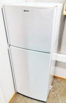 Gram kombiskap KF220-50G, 56cm bredde, 56cm dybde, 145cm høyde, pent brukt