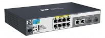 Hewlett-Packard HP ProCurve 2520G-8 Gigabit PoE Layer 2 rackswitch, J9298A, pent brukt