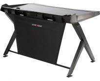 DXRacer GD1000 skrivebord for gaming i sort, 120x80cm, pent brukt
