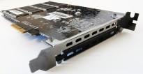 Harddisk: OCZ RevoDrive 3 X2 SSD 480GB, PCI Express, pent brukt