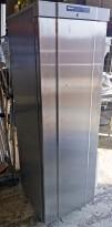 Gram kjøleskap for storkjøkken i rustfritt stål, K410RGL16N, 60b 188h, pent brukt 2019-modell