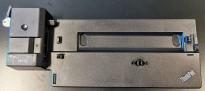 Docking til Lenovo: Thinkpad Pro Docking Station, 40AH, med 6,75A lader, pent brukt